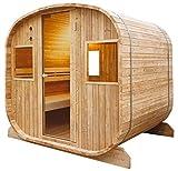 Sauna Tradicional Barrel Poolstar HL-ED1020