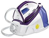 Bosch TDS6080 Serie   6 Centro de planchado, 2.400 W, 6 bares de presión, color blanco y violeta