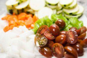 receta verduras