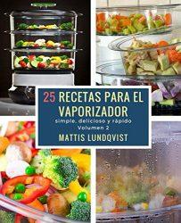 libro recetas al vapor