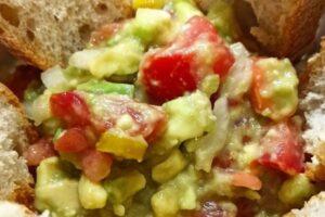 guacamole casero2