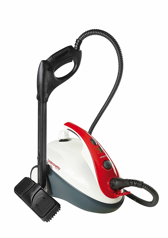 Polti Smart 30_R - Limpiador a vapor, 3 Bar, compartimento accesorios
