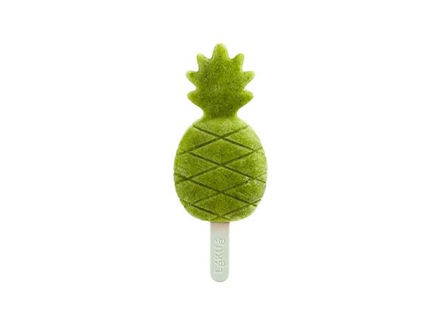 Helado de Piña verde