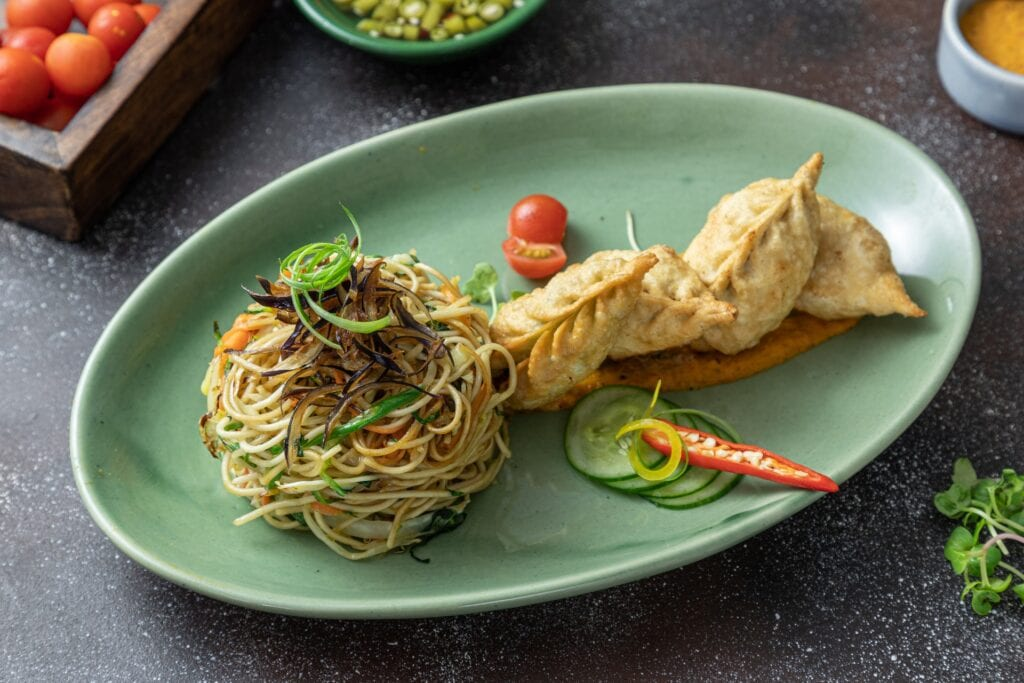 comida restaurante chino
